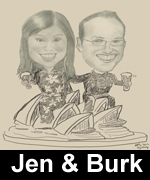 jennifer burk caricature